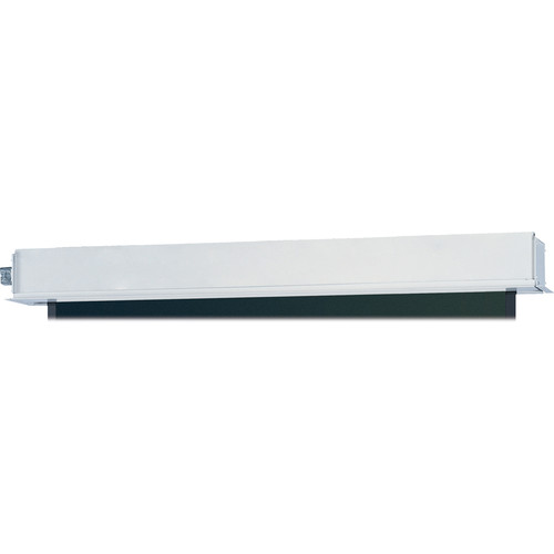 "Da-Lite 70136EBL Advantage Electrol 72.5 x 116"" Ceiling-Recessed Motorized Screen (220V, Box Only)"