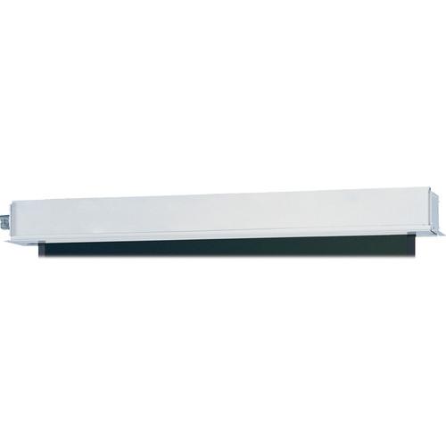 "Da-Lite 70137EBL Advantage Electrol 72.5 x 116"" Ceiling-Recessed Motorized Screen (220V, Box Only)"