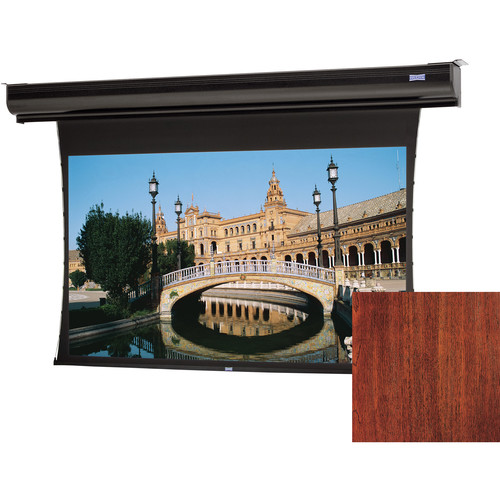 "Da-Lite 70174LSRMV Tensioned Contour Electrol 72.5 x 116"" Motorized Screen (120V)"