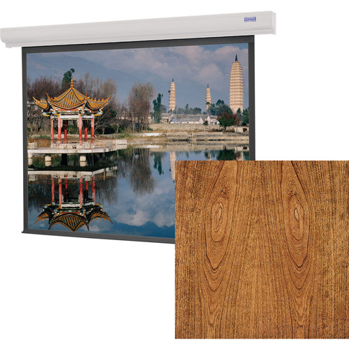 "Da-Lite 70192LSCHV Contour Electrol 72.5 x 116"" Motorized Screen (120V)"