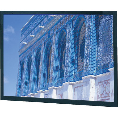 "Da-Lite DA-Snap 16:10 Wide Format Fixed Frame Projection Screen (100.0 x 160.0"", DA-Mat)"