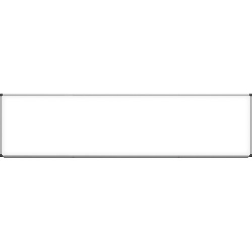 """Da-Lite 71879 46.0 x 73.5"""" IDEA Dry Erase Interactive Wall Screen (Silver Frame)"""