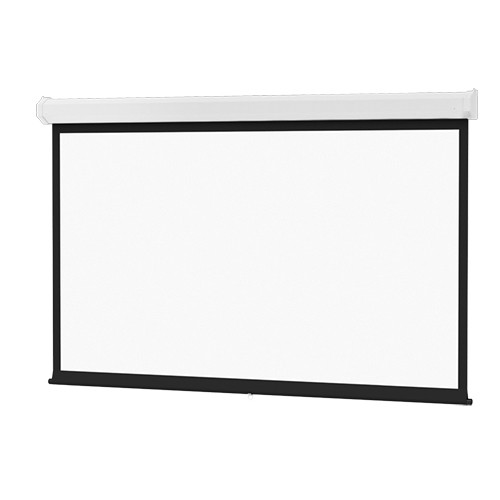 "Da-Lite 75912VN 84 x 84"" Model C Manual Wall/Ceiling Screen (Veneer Case)"