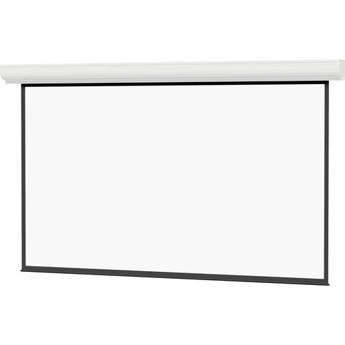 "Da-Lite 88327ELSVN Contour Electrol 84 x 84"" Motorized Screen (220V)"