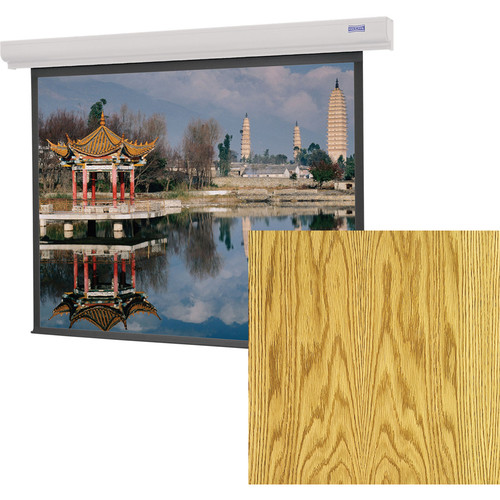 "Da-Lite 92638LSMOV Contour Electrol 65 x 116"" Motorized Screen (120V)"