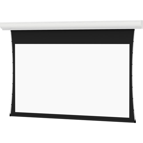 "Da-Lite 93043ELVN Tensioned Contour Electrol 87 x 116"" Motorized Screen (220V)"