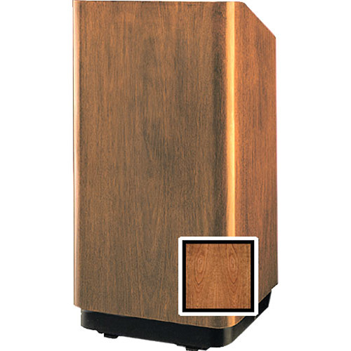 "Da-Lite 25"" Concord Floor Lectern with Sound System"