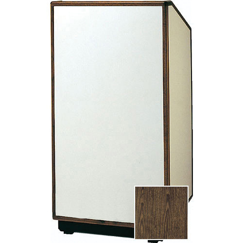 "Da-Lite 25"" Cambridge Floor Lectern with Sound System"