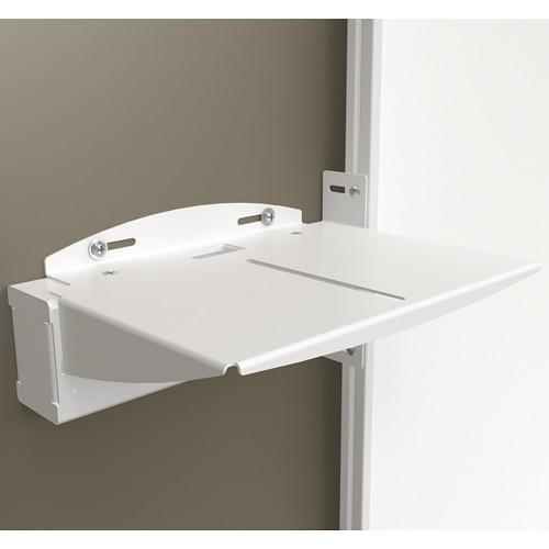 Da-Lite AN2 Video Conference Camera Shelf (White)