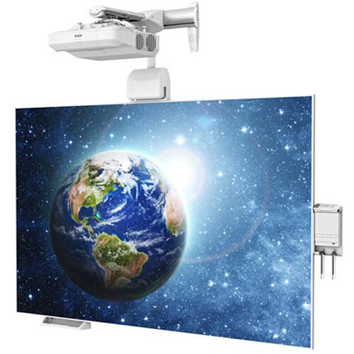 Da-Lite Epson All-In-One Whiteboard 100D