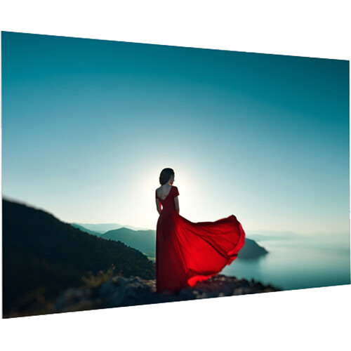 """Da-Lite Fullvision Fixed Frame/110v 220""""/HDTV - ALR 1.0"""