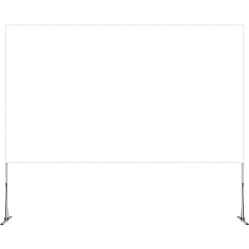 "Da-Lite NLCW117X201 Fast-Fold Large NXT 117 x 201"" Projection Screen"