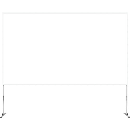 "Da-Lite NLCW129X225 Fast-Fold Large NXT 129 x 225"" Projection Screen"