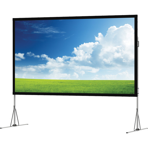 "Da-Lite NSCV88X140 Fast-Fold NXT 88 x 140"" Projection Screen"