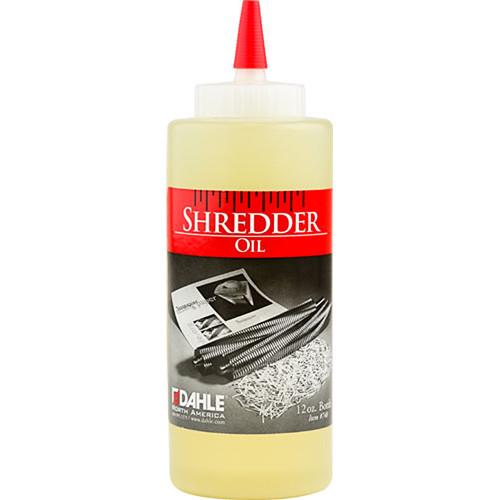 Dahle Shredder Oil (12 oz, 6-Pack)