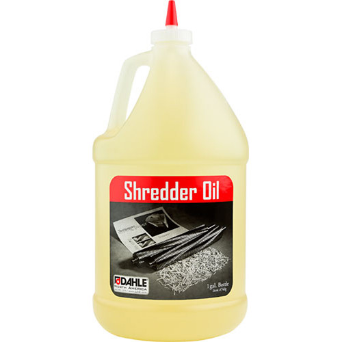 Dahle Shredder Oil (1 Gallon, 4-Pack)