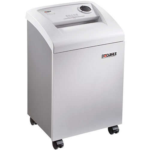 """Dahle Small Office Shredder (9.5"""" Feed, 18-22 Sheets per Pass)"""