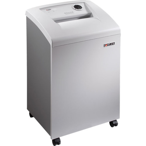 """Dahle Small Office Shredder (10.25"""" Feed, 9-11 Sheets per Pass)"""