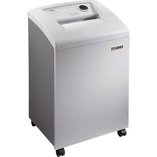 """Dahle Office Shredder (10.25"""" Feed, 6-8 Sheets per Pass)"""