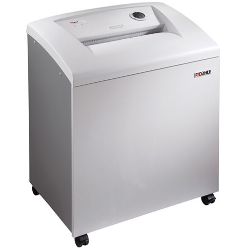 "Dahle Small Department CleanTEC Shredder (12"" Feed, 20-24 Sheets per Pass)"