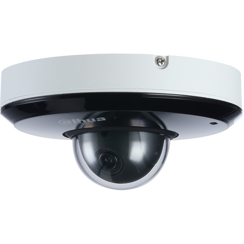 Dahua Technology Lite Series 1A203TNI 2MP Outdoor PTZ Mini-Dome Camera with 2.7-8.1mm Lens & Night Vision