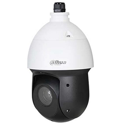Dahua Technology 49225IC Pro Series 2MP Outdoor PTZ HD-CVI Dome Camera with Night Vision & 4.8-120mm Lens