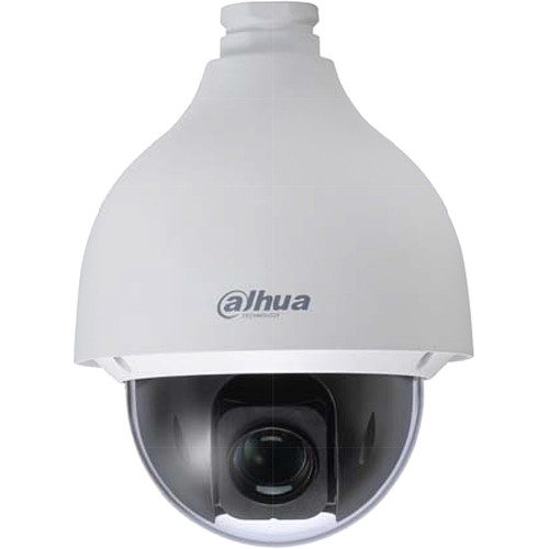 Dahua Technology Pro Series 4MP Outdoor Network PTZ Dome Camera with Intelligent Video System