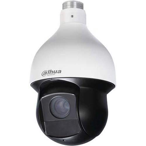 Dahua Technology Pro Series 2MP HD-CVI Outdoor PTZ Dome Camera with Night Vision (4 IR LEDs)