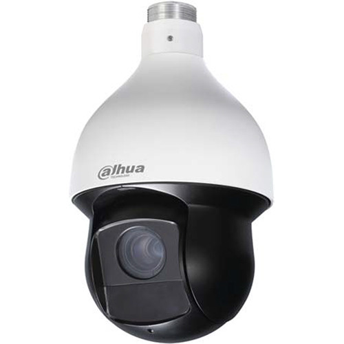 Dahua Technology Pro Series 2MP HD-CVI Outdoor PTZ Dome Camera with Night Vision (4 IR LEDs)