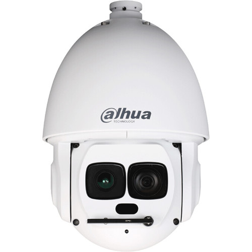 Dahua Technology Ultra Series 6AL245UNI 2MP Outdoor PTZ Network Dome Camera with Night Vision
