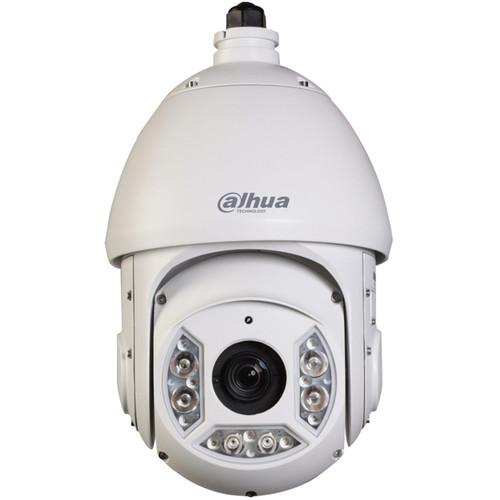 Dahua Technology Pro Series 2MP HD-CVI Outdoor PTZ Dome Camera with Night Vision (6 IR LEDs)