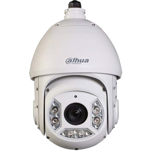 Dahua Technology Pro Series 4MP Outdoor Network PTZ Eyeball Camera with Night Vision & Intelligent Video System