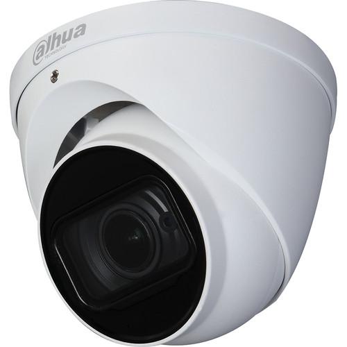 Dahua Technology 2MP HDCVI IR Eyeball Camera with 2.7-12mm Varifocal Lens