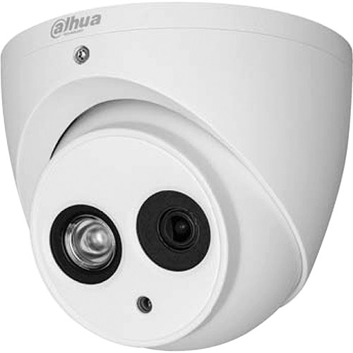 Dahua Technology A42AG22 Pro Series 4MP Outdoor HD-CVI Turret Camera with Night Vision and 2.8mm Lens