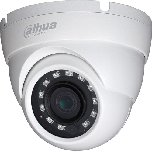 Dahua Technology A511K02 5MP Outdoor HD-CVI Turret Camera with Night Vision & Heater (White)