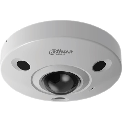 Dahua Technology Fisheye Series A83AR6 4K UHD Outdoor HD-CVI Dome Camera with Night Vision