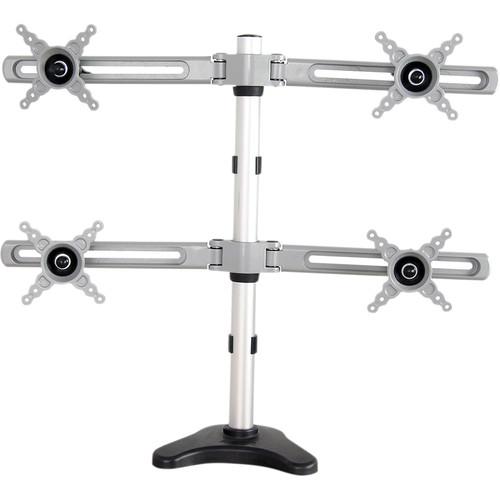 Dahua Technology Quad Mechanical Desk Monitor Bracket