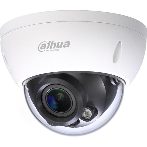 Dahua Technology DH-HAC-HDBW2120R-Z 1.4MP 720p Vandal-proof IR HDCVI Mini Dome Camera with 2.7-12mm Motorized Lens (NTSC)