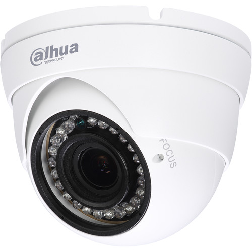 Dahua Technology Lite Series 2MP HD-CVI Outdoor Turret Camera with Night Vision