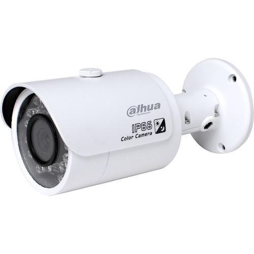 Dahua Technology Pro Series HAC-HFW2220SN 2.4MP 1080p Weatherproof HDCVI IR-Bullet Camera with 3.6mm Lens (NTSC)