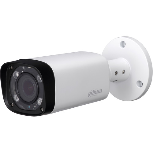 Dahua Technology Pro Series 2.1MP 1080p Outdoor HDCVI Bullet Camera with 2.7-12mm Motorized Lens & Night Vision