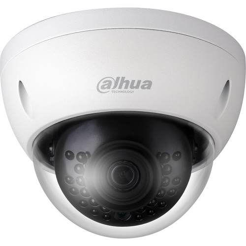 Dahua Technology Lite Series 3MP Outdoor Network Dome Camera with 3.6mm Lens and Night Vision
