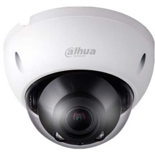 Dahua Technology Lite Series 3 MP HD Water and Vandal-Resistant Network IR Dome Camera with 2.7 to 12mm Varifocal Lens