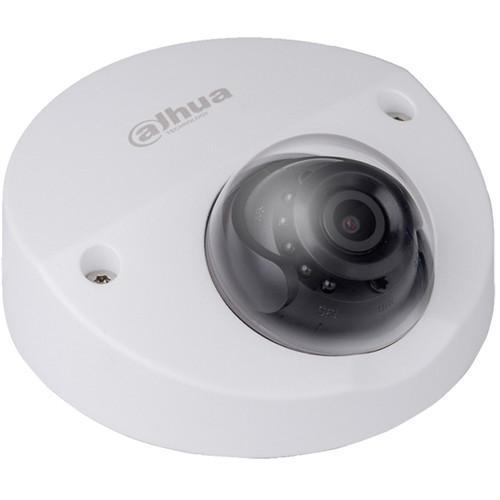 Dahua Technology Eco-Savy Series 2MP Full HD WDR Vandal-Proof Network IR Wedge Dome Camera