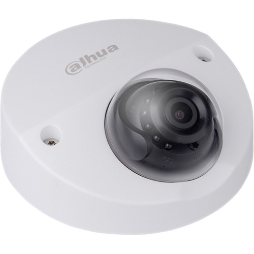 Dahua Technology Eco-Savy Series 4MP HD WDR Vandal-Proof Network IR Wedge Dome Camera
