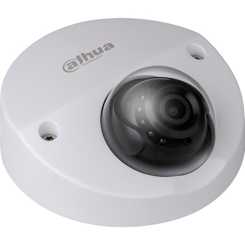 Dahua Technology 4MP IR Wedge Network Camera with M12 Connector and 3.6mm Fixed Lens