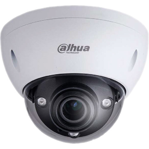 Dahua Technology Super Series 2 MP Full HD WDR IR Dome Camera with 2.7 to 12mm Motorized Lens (Smart Detection)