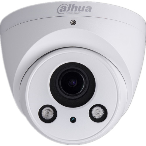 Dahua Technology Lite Series 3MP Outdoor Network Turret Camera with Night Vision