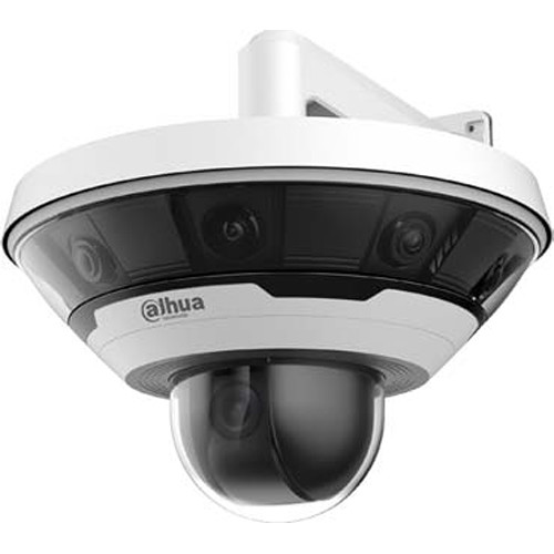 Dahua Technology 8 x 2MP Multi-Sensor 360° Panoramic Outdoor Camera with Integrated 2MP PTZ Network Camera