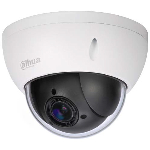 Dahua Technology Lite Series 2MP Outdoor Vandal-Resistant PTZ Network Dome Camera